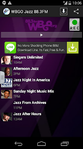 WBGO Jazz 88.3FM screenshot 0