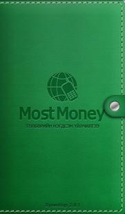 Most Money