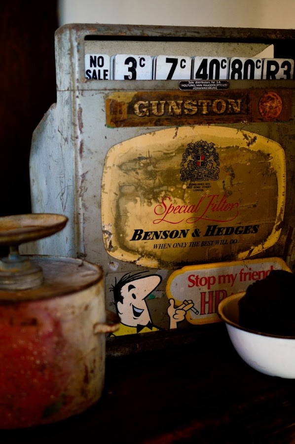 Benson & Hedges by Simply Sensational - Artistic Objects Antiques ( vintage, sigarette, mozambique, paypoint, till )