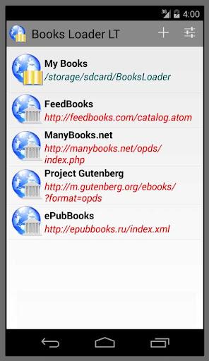 Books Loader Lite