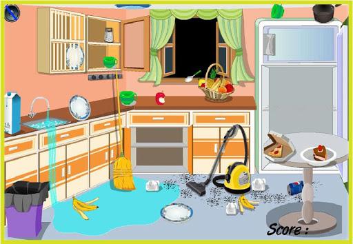 Home Cleanup Game 1.3.0 screenshots 5