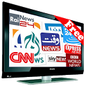 World News Channels icon