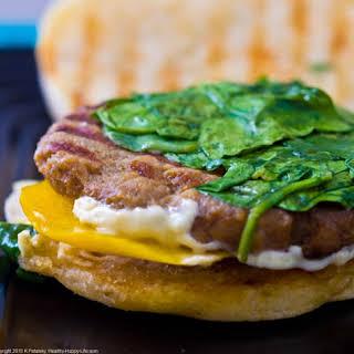 15 Minute Breakfast Sandwich.
