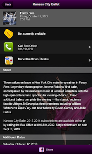 Kansas City Ballet - screenshot thumbnail