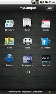 Mobile myCampus - screenshot thumbnail