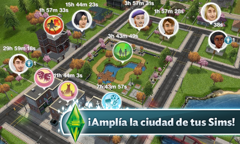 Los Sims™ Gratuito - screenshot