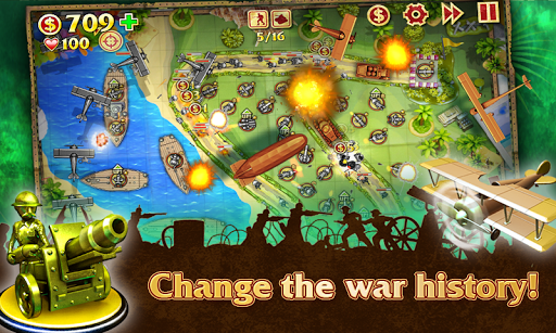 Toy Defense – strategy