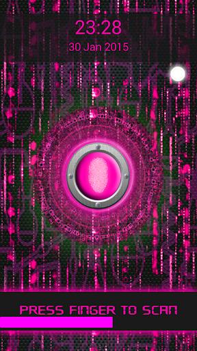 Fingerprint Security Lock