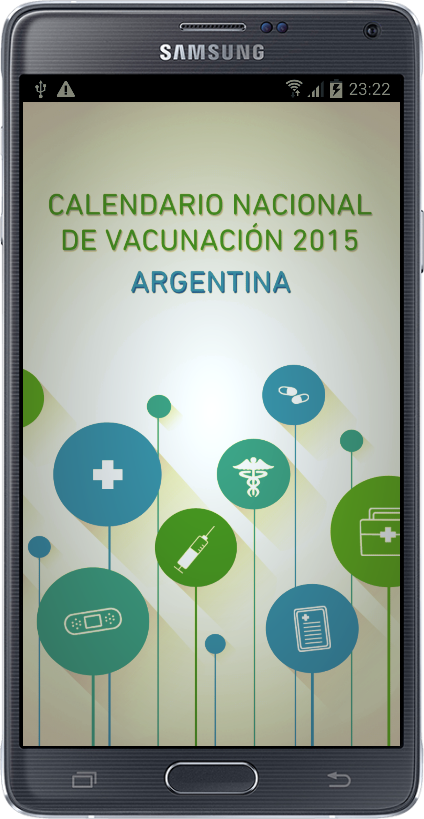 Vaccination Schedule 2015- screenshot