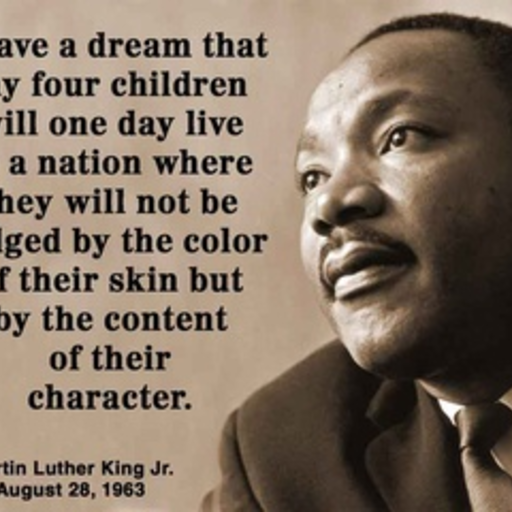 response to i have a dream Read aloud the excerpts from the i have a dream speech by explain both the reason for this question put to civil rights activists and dr king's response.