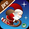 Tiny Santa – Xmas Hills – Pro logo