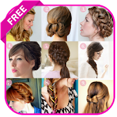 Girls Hairstyle Steps
