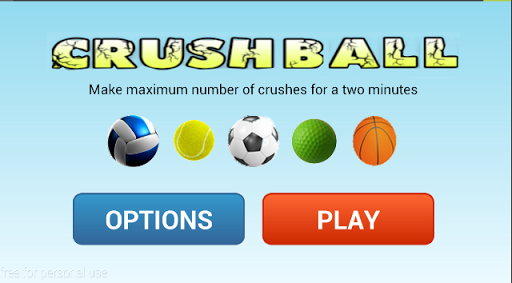 Crush Ball