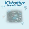 Mobile Weather Powered By NOAA logo