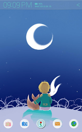 The Little Prince Atom free