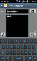 Screenshot of Emoji Keyboard