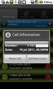 Missed Call II- screenshot thumbnail