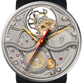 Golden Mech WatchFace Moto 360