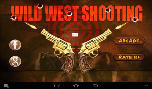 Wild West Sniper Shoot