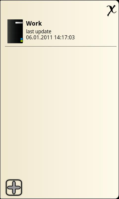 BlackInk- screenshot