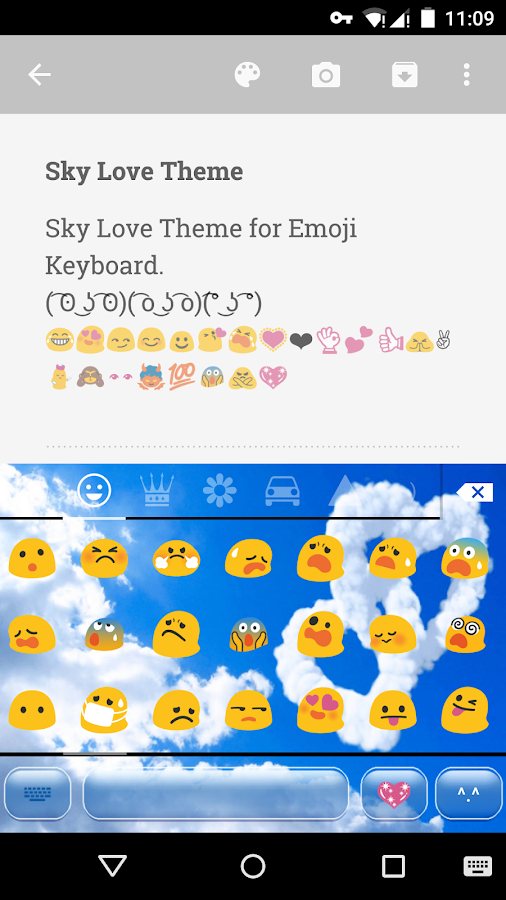 Cibakut: Android Color Keyboard Theme Download