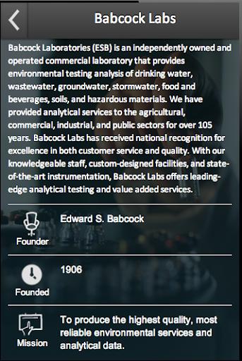 Babcock Labs
