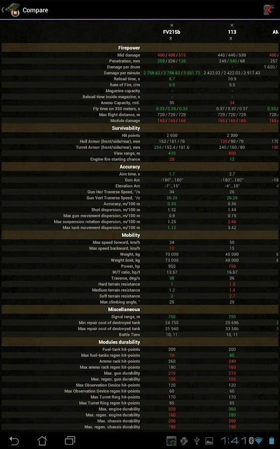 Knowledge Base for WoT - screenshot
