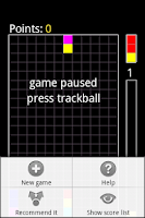 Screenshot of Colors game