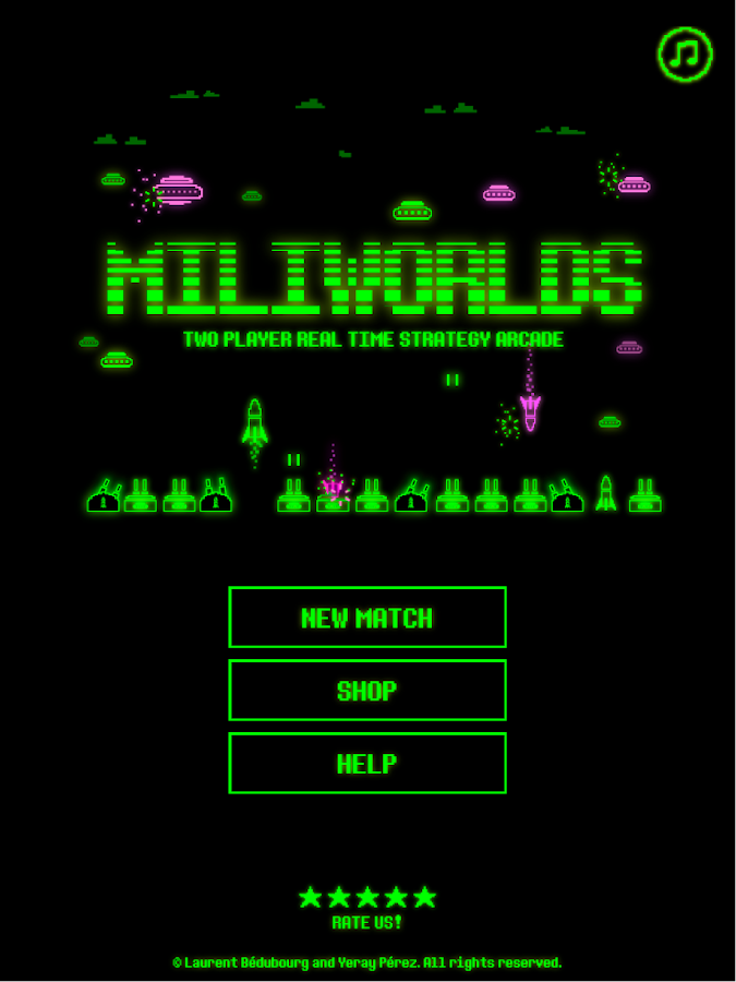 MiliWorlds- screenshot