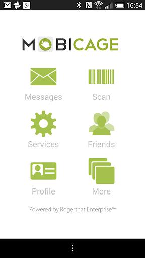 Mobicage mobile enterprise
