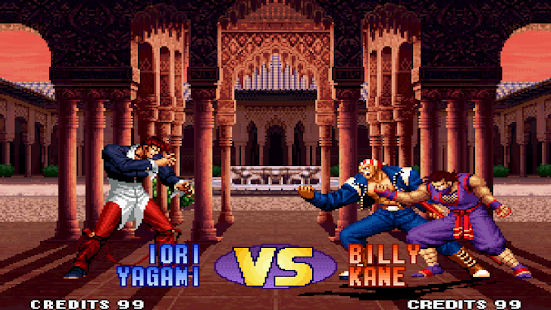 THE KING OF FIGHTERS '98 - screenshot thumbnail