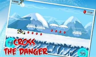 Screenshot of Angry Ninja - Running Games