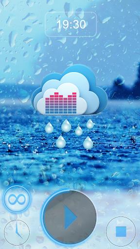 大自然的聲音- 下雨的午後 自然的聲音放鬆和睡眠