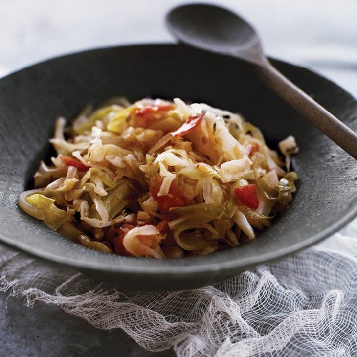 Shredded Sauteed Cabbage Recipe