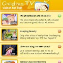 Children TV – videos for kids logo