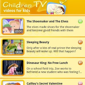 Children TV - videos for kids