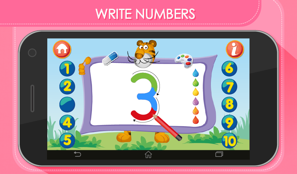 Kids Math Count Numbers Game- screenshot