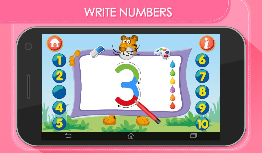 Kids Math Count Numbers Game - screenshot