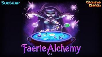 Screenshot of Faerie Alchemy HD (Free)
