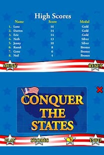 Conquer the States - screenshot thumbnail