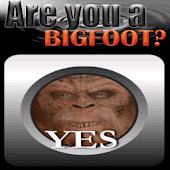 Are You a Bigfoot? Detector