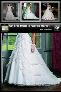 Bridal Gowns Idea Book - screenshot thumbnail