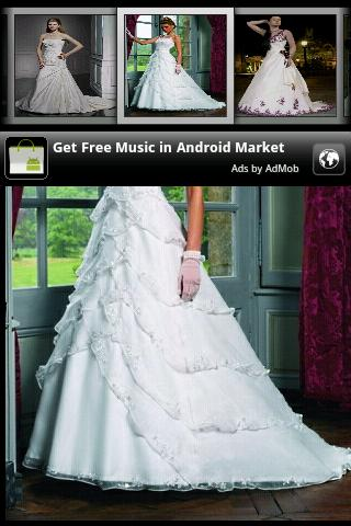 Bridal Gowns Idea Book- screenshot