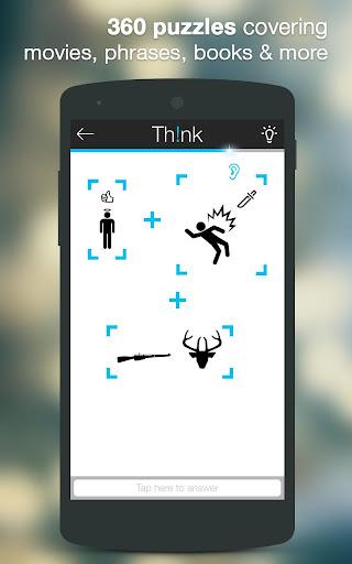 Think screenshot