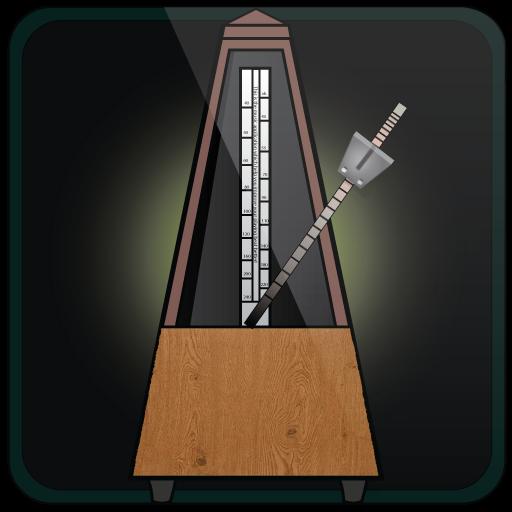 Analog Metronome LOGO-APP點子