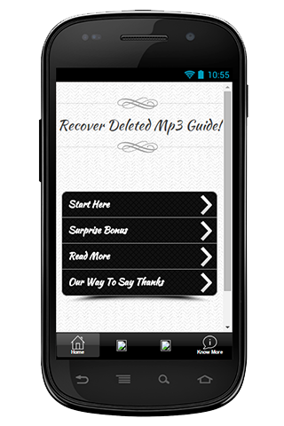 Recover Deleted Mp3 Guide