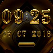 VENIUS Digital Clock Widget