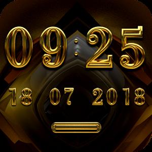 VENIUS Digital Clock Widget 生活 App LOGO-APP試玩