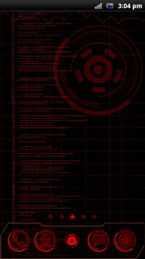 JARVIS MARK HACKED Theme