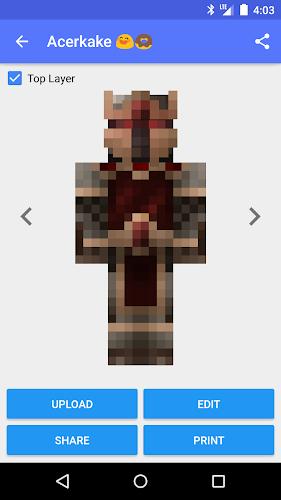 Download Skin Creator for Minecraft APK latest version App